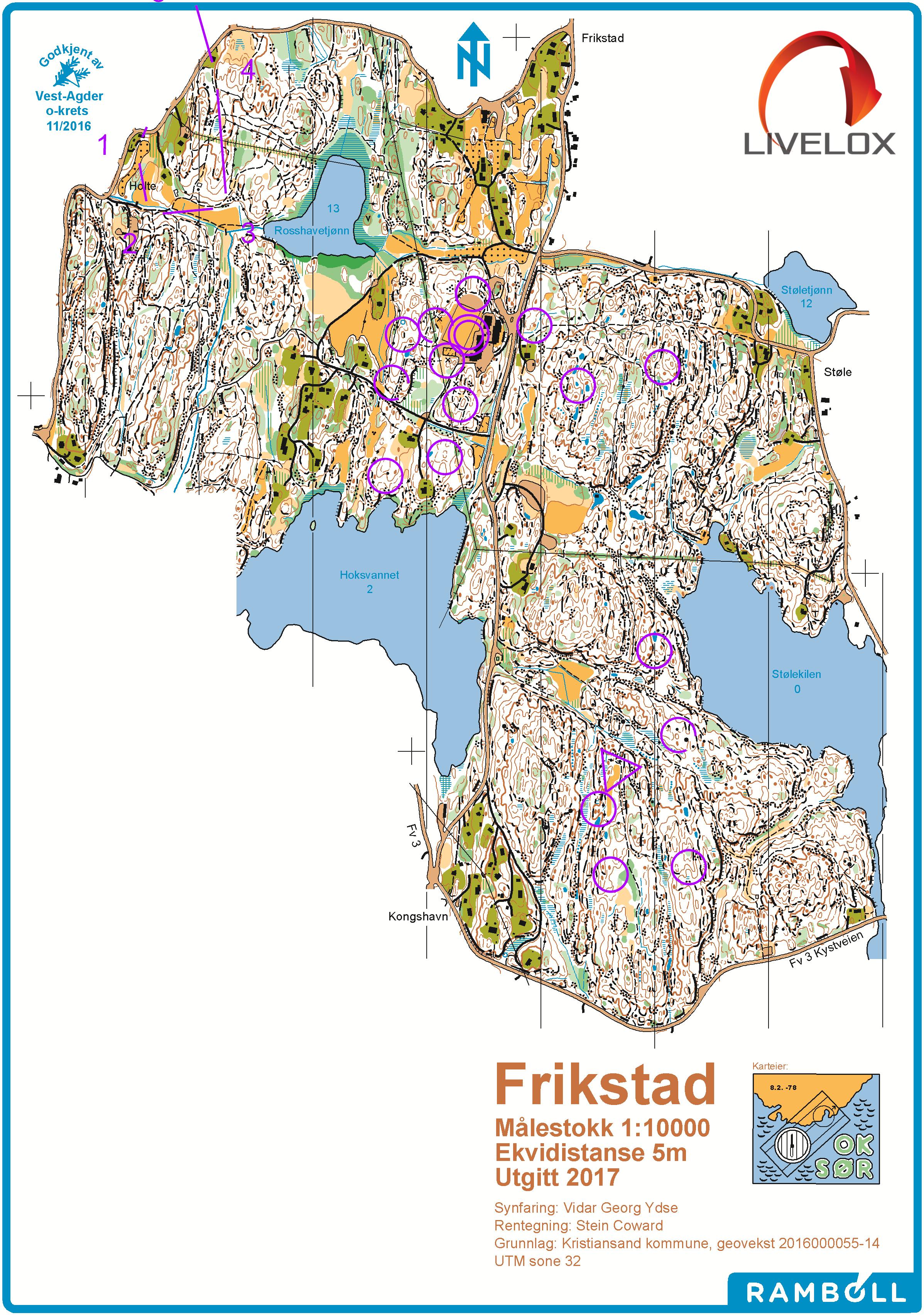 NC 1 Kristiansand (02.04.2017)