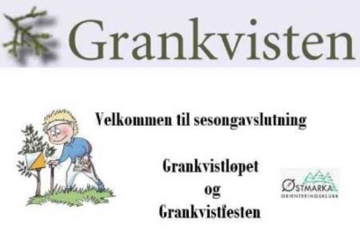 Grankvistfesten og Grankvistløpet til Østmarka Orienteringsklubb