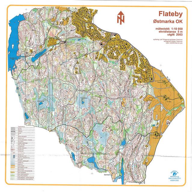 O-kart Flateby Østmarka OK