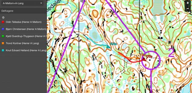 Grankvistløpet 2017 Østmarka