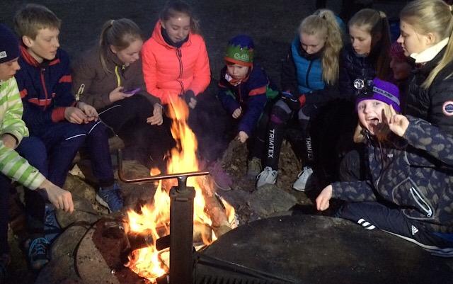 Ungdommer fra Østmarka OK på Nordjysk