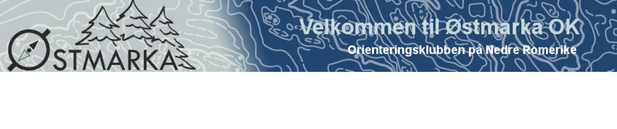 Gammel logo Østmarka OK