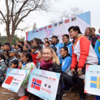 Østmarka orienteringsklubb Kina-tur 2017