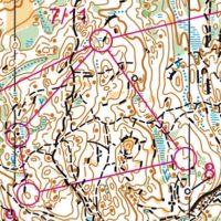 Juleløype 2017 Østmarka orinteringsklubb